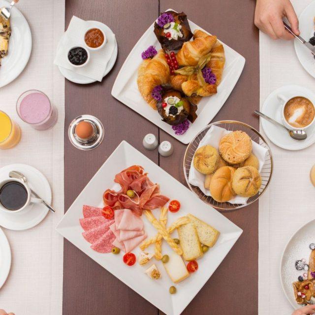 Brasserie Anjou – Hotel Sheraton Bratislava *****